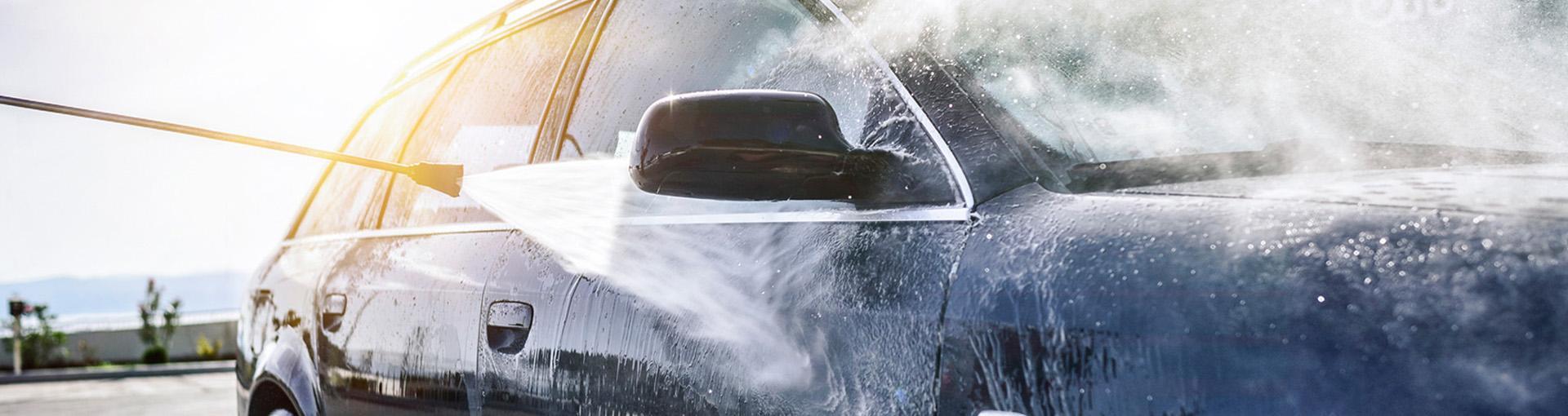 banner Kontakt - mycie samochodu na myjce ręcznej